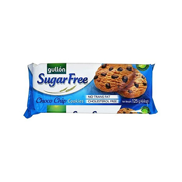 Gullon – Choc Chip Biscuits- Sugar Free
