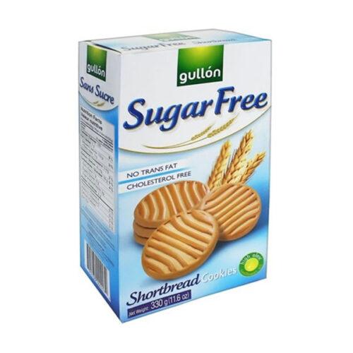 Gullon - Shortbread Biscuits- Sugar Free