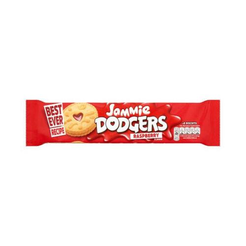 Jammie Dodgers – Raspberry