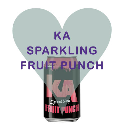 KA Sparkling Fruit Punch
