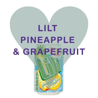 Lilt Pineapple & Grapefruit