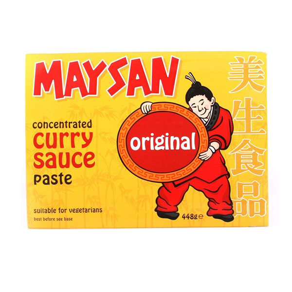 Maysan Concentrated Curry Paste Original