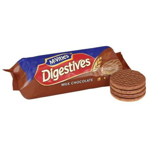McVitie's Digestives - Milk Chocolate