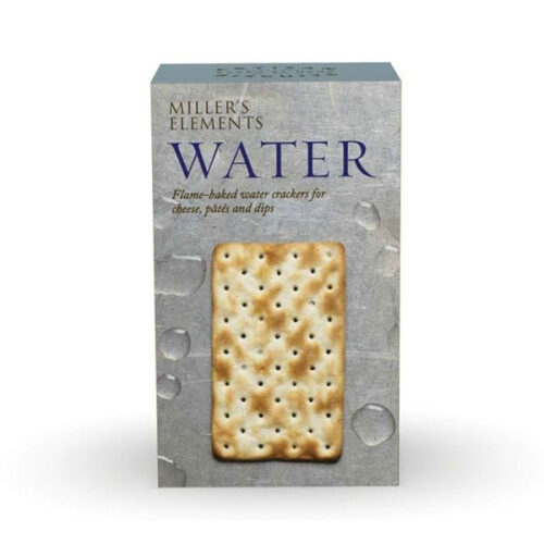 Miller's Elements Water Biscuits