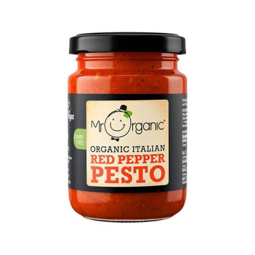 Mr Organic Red Pepper Pesto