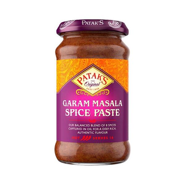 Patak's Garam Masala Spice Paste