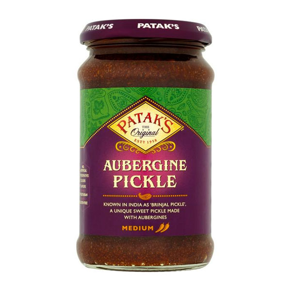 Patak's Aubergine Pickle