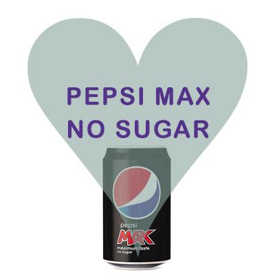 Pepsi Max - No Sugar
