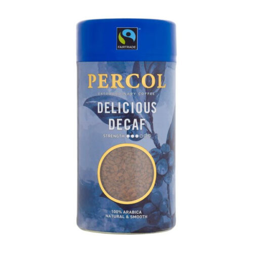 Percol Delicious Decaf Instant