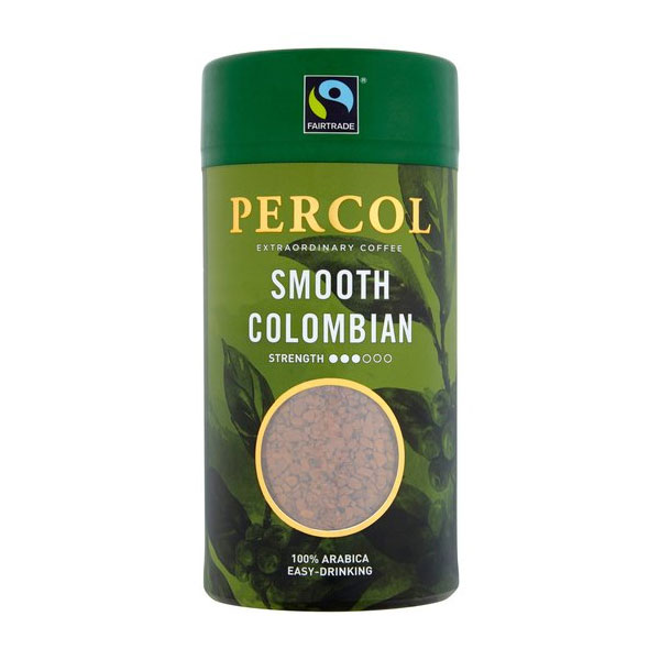 Percol Smooth Colombian Instant