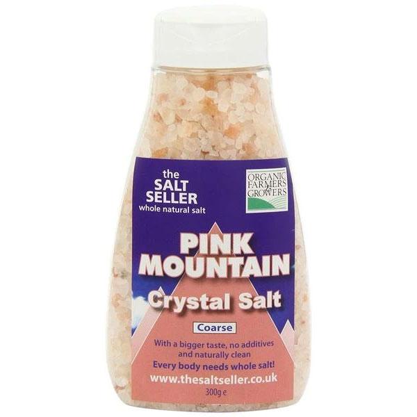 Pink Mountain Himalayan Salt Coarse Organic