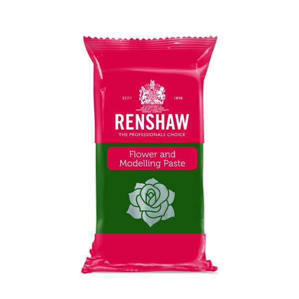 Renshaw – Flower and Modelling Paste – Leaf Green