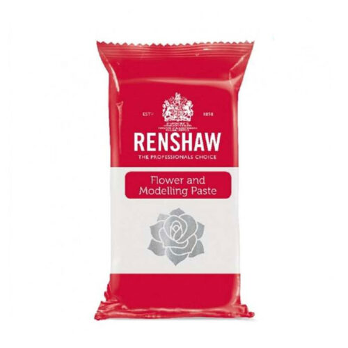 Renshaw – Flower and Modelling Paste – White