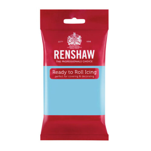 Renshaw Ready to Roll Icing – Baby Blue
