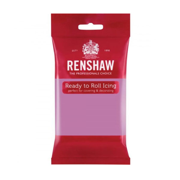Renshaw Ready to Roll Icing – Dusky Lavender