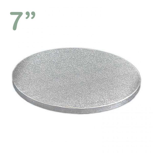 "Round Cake Board 7"""