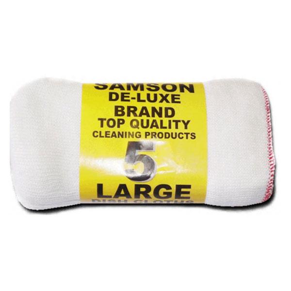 Samson Large De-Luxe Dish Cloths