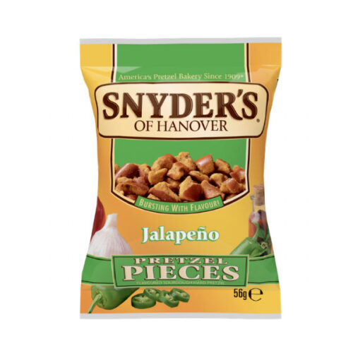 Snyder's Jalapeno Pretzel Pieces