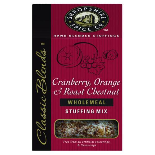 Stuffing Mix – Cranberry, Orange & Roast Chestnut