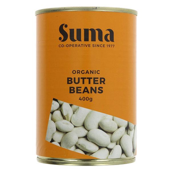 Suma - Butter Beans