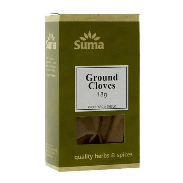 Suma Ground Cloves