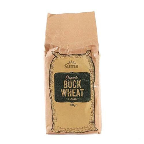 Suma Organic Buckwheat Flakes