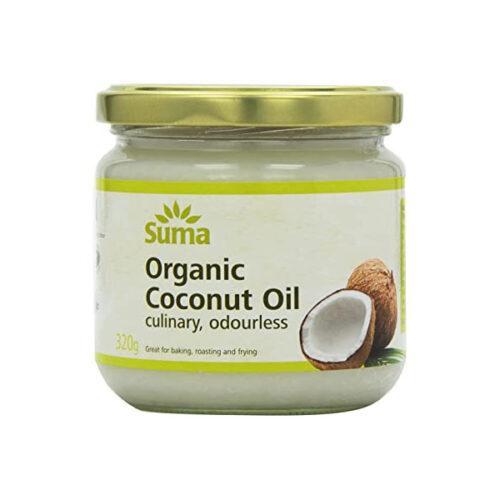 Suma Organic Culinary Coconut Oil