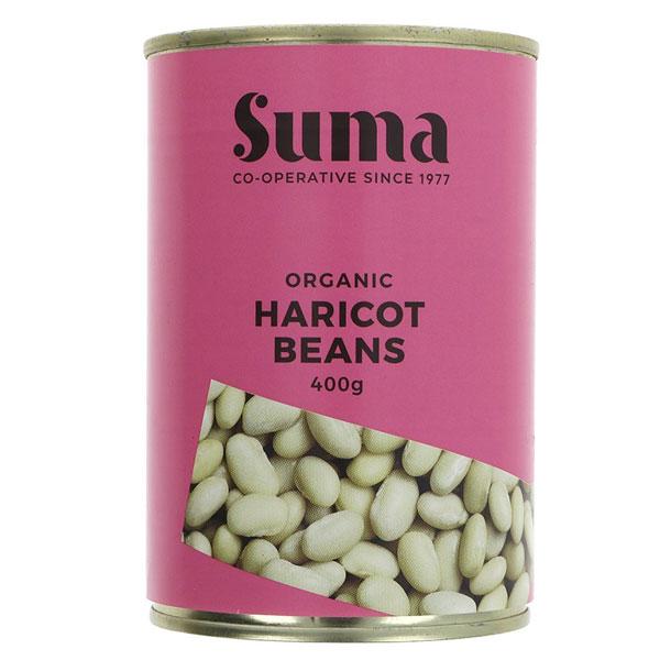 Suma - Organic Haricot Beans