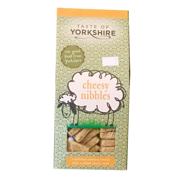 Taste of Yorkshire - Cheesy Nibbles