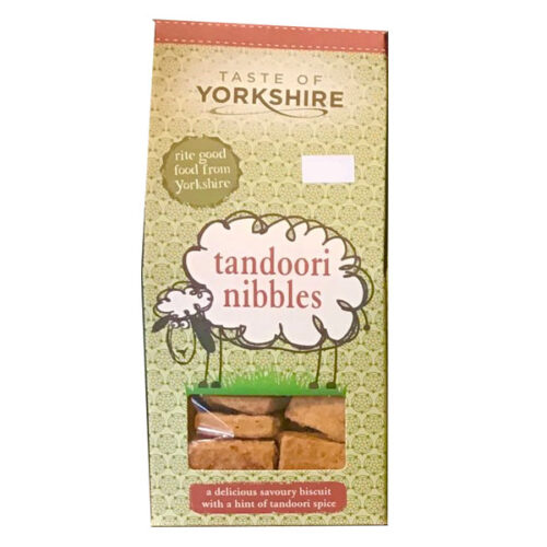 Taste of Yorkshire - Tandoori Nibbles
