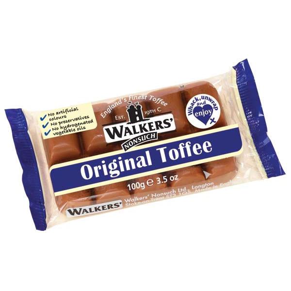 Walkers Original Toffee