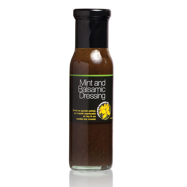 Yorkshire Rapeseed Oil Mint and Balsamic Dressing