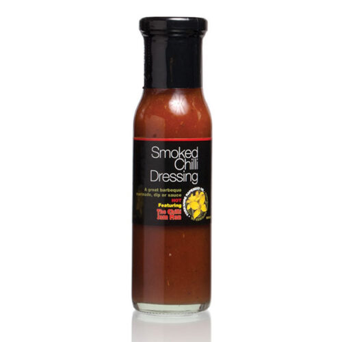 Yorkshire Rapeseed Oil Smoked Chilli Dressing