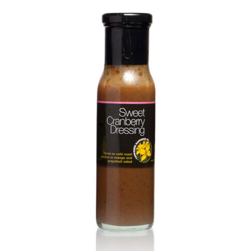 Yorkshire Rapeseed Oil Sweet Cranberry Dressing