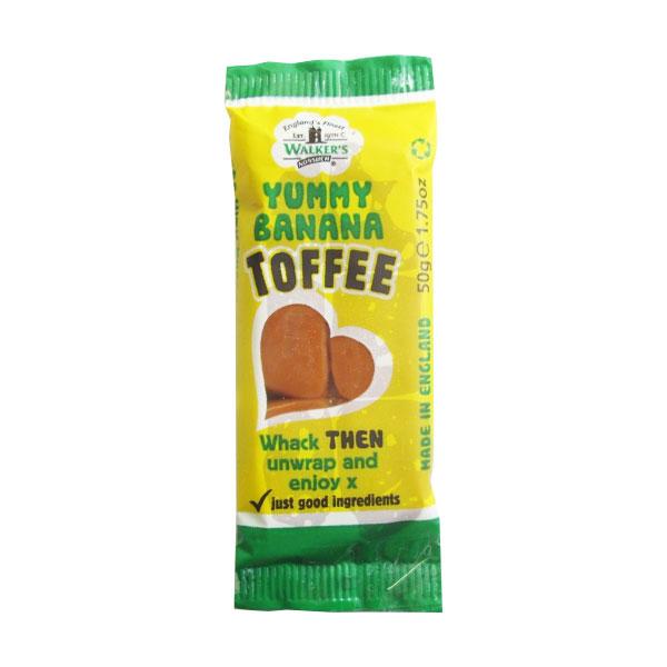 Yummy Bannana Flavour Toffee