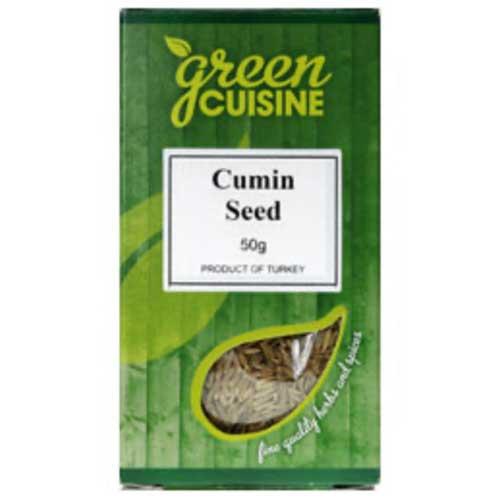 Green Cuisine Cumin Seeds