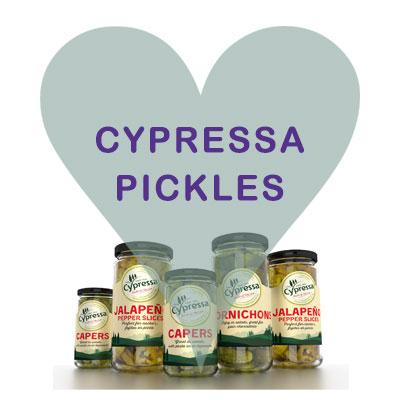Cypressa Pickles