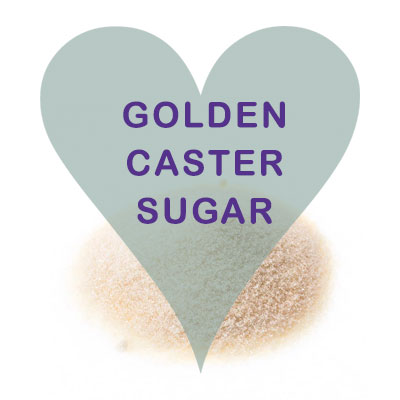 Scoops Ingredients- Golden Caster Sugar