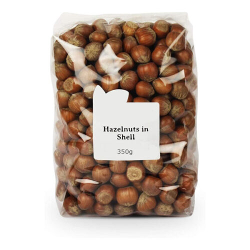 Hazelnuts In Shells