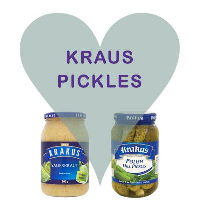 Kraus Pickles
