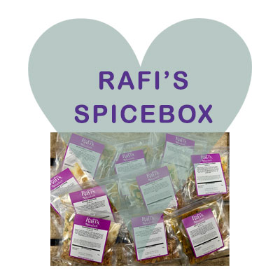 Rafi's Spicebox