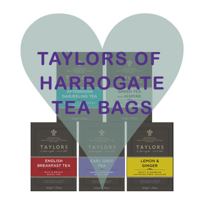 Taylors of Harrogate Tea Bags