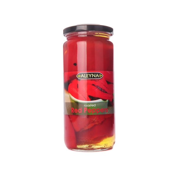 Aleyna Roasted Red Peppers