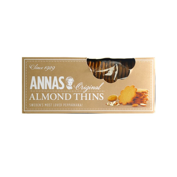 Annas Almond Thins