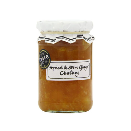 Butler's Grove Apricot & Stem Ginger Chutney