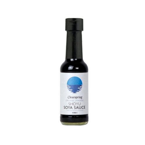 Clearspring Organic Shoyu Soya Sauce