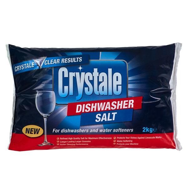 Crystale Dishwasher Salt