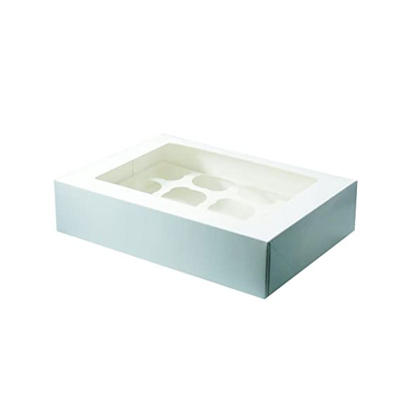 Cupcake Box 12's