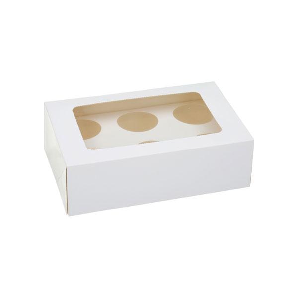 Cupcake Box 6's