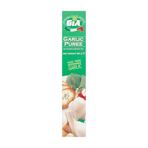 GIA - Garlic Puree in Sunflower Oil